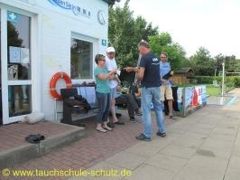 1. IDA RC ITC in Uelzen ein dank an die Helfer Britta, Claudia, Sabine, Bernd A., Jochen, Florian und Holger