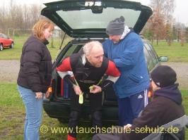 Abtauchen Hemmoor 2007
