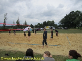 Beach Volleyball in Nettelkamp 19.06.2011