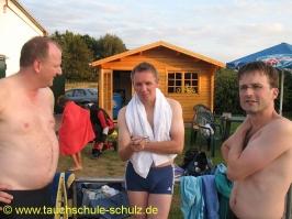 Schnuppertauchen Hobbykicker 2009